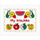 """stickpackung """"mijn keuken"""""""